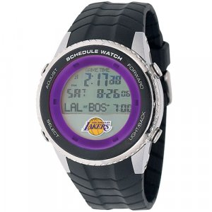 Los Angeles Lakers GameTime NBA Schedule Watch w/ Anthem and Alarm