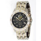Cincinnati Bengals GameTime Legend Diamond and Steel Watch GIFT