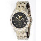 Houston Texans GameTime Legend Diamond and Steel Watch GIFT