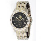 Minnesota Vikings GameTime Legend Diamond and Steel Watch GIFT