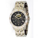New York Jets GameTime Legend Diamond and Steel Watch GIFT