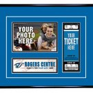 Toronto Blue Jays Personalized My First Game Baseball Ticket Photo Frame