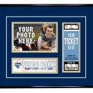 San Diego Padres Personalized My First Game Baseball Ticket Photo Frame