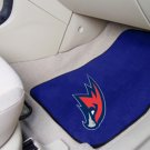 Atlanta Hawks Carpet Car Mats Set