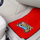Philadelphia 76ers Carpet Car Mats Set