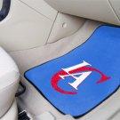 Los Angeles Clippers Carpet Car Mats Set