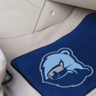 Memphis Grizzlies Carpet Car Mats Set