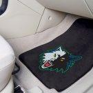 Minnesota Timberwolves Carpet Car Mats Set