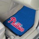 Philadelphia Phillies Carpet Car Mats Set