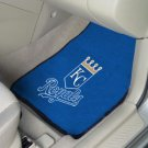 Kansas City Royals Carpet Car Mats Set