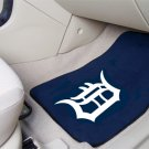 Detroit Tigers Carpet Car Mats Set