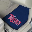 Minnesota Twins Carpet Car Mats Set