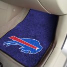 Buffalo Bills Carpet Car Mats Set