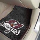 Tampa Bay Buccaneers Carpet Car Mats Set