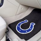 Indianapolis Colts Carpet Car Mats Set