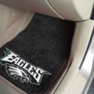 Philadelphia Eagles Carpet Car Mats Set