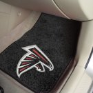 Atlanta Falcons Carpet Car Mats Set