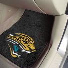 Jacksonville Jaguars Carpet Car Mats Set