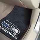 Seattle Seahawks Carpet Car Mats Set