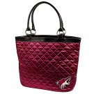 Phoenix Coyotes Littlearth Quilted Tote Bag Purse