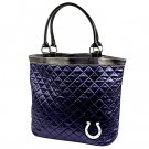 Indianapolis Colts Littlearth Quilted Tote Bag Purse