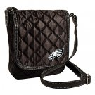 Philadelphia Eagles Littlearth Quilted Cross-Body Purse Bag