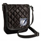 Tampa Bay Lightning Littlearth Quilted Cross-Body Purse Bag