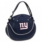 NY New York Giants Littlearth CAPtivate Small Hobo Bag Purse
