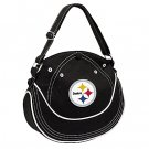 Pittsburgh Steelers Littlearth CAPtivate Small Hobo Bag Purse