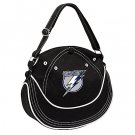 Tampa Bay Lightning Littlearth CAPtivate Small Hobo Bag Purse