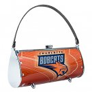 Charlotte Bobcats Littlearth Fender License Plate Purse Bag Gift