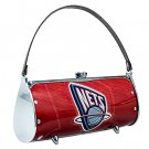 New Jersey Nets Littlearth Fender License Plate Purse Bag Gift