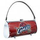 Cleveland Cavaliers Littlearth Fender Flair Purse Bag Swarovski Crystals