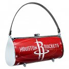 Houston Rockets Littlearth Fender Flair Purse Bag Swarovski Crystals