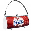 Los Angeles Clippers Littlearth Fender Flair Purse Bag Swarovski Crystals