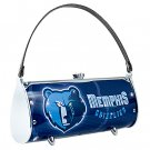 Memphis Grizzlies Littlearth Fender Flair Purse Bag Swarovski Crystals