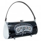 San Antonio Spurs Littlearth Fender Flair Purse Bag Swarovski Crystals