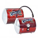 Cleveland Cavaliers Littlearth Super Cyclone License Plate Purse Bag