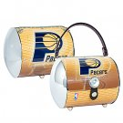 Indiana Pacers Littlearth Super Cyclone License Plate Purse Bag