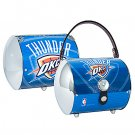 Oklahoma City Thunder Littlearth Super Cyclone License Plate Purse Bag