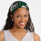 New York Jets FanBand Football Jersey Headband