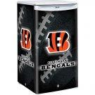Cincinnati Bengals Counter Top Fridge Compact Refrigerator