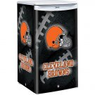 Cleveland Browns Counter Top Fridge Compact Refrigerator