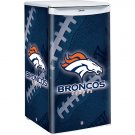 Denver Broncos Counter Top Fridge Compact Refrigerator