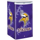 Minnesota Vikings Counter Top Fridge Compact Refrigerator