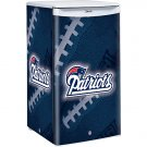 New England Patriots Counter Top Fridge Compact Refrigerator