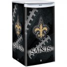 New Orleans Saints Counter Top Fridge Compact Refrigerator