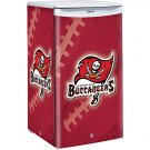 Tampa Bay Buccaneers Counter Top Fridge Compact Refrigerator