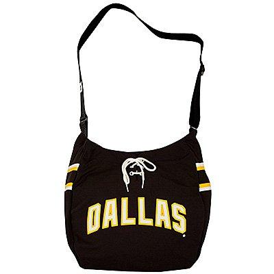 Dallas Stars Littlearth Hat Trick Jersey Tote Bag Purse Gift