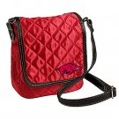 University of Arkansas Razorbacks Littlearth Quilted Cross-Body Purse Bag